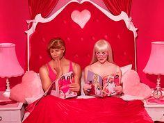 A verdade sobre Barbie e Ken.