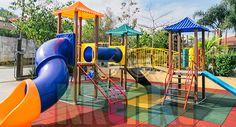 KMP 302 - Playgrounds - Parques Infantis - Parquinhos