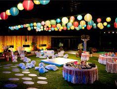 Today is Bahian feast day in Luau Theme Party, Aloha Party, Tiki Party, Neon Party, Bbq Party, Hawaiian Birthday, Luau Birthday, Outdoor Night Parties, Backyard Parties