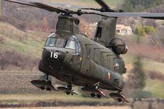 Hélicoptère CH47 Chinook