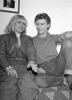 DB and Debbie Harry