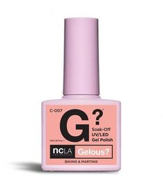 There's a new gel in town from NCLA. Our super durable, no wipe gel nail lacquer lasts up to 21 days.™ protects the natural nail with quick and easy removal. Wholesale Nail Supplies, Nail Supply, Soak Off Gel, Uv Led, Gel Nail Polish, Natural Nails, Natural Beauty, Smudging, Fun Nails