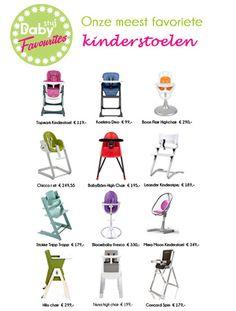 BabyStuf Favourites: Kinderstoelen | Babystuf