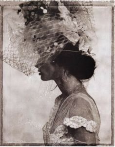 Hats Have It: Beautiful Black and White Photos of Beautiful Hats, Inspirations.