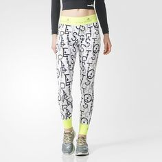 STELLASPORT womens tights will get you noticed. Made of breathable climawarm™, they are an insulating layer for chilly training sessions without overheati..