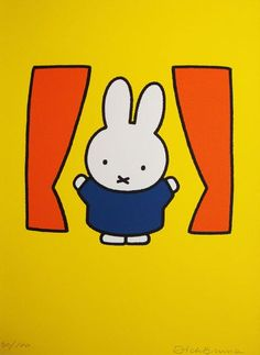 Miffy has an annoucement to make… She/he is gender neutral. Now deal with it you close-minded, small-town jerks.