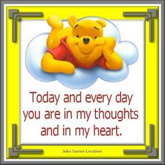 Pu the bear - petsupplies Tigger And Pooh, Cute Winnie The Pooh, Winnie The Pooh Quotes, Winnie The Pooh Friends, Pooh Bear, Eeyore Quotes, Hug Quotes, Friend Quotes, Wife Quotes