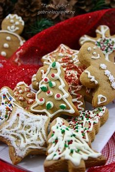 You will find here various recipes mainly traditional Romanian and Mediterranean, but also from all around the world. Chef Blog, Caramelized Sugar, Biscotti, Vanilla Sugar, Gingerbread Cookies, Food And Drink, Desserts, Dessert Recipes, Christmas Baking