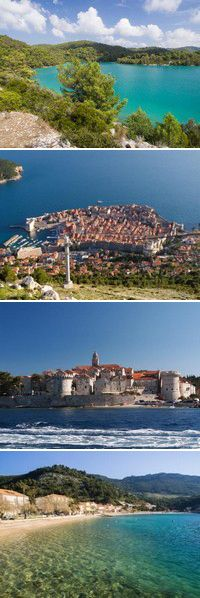 KL2 - Island Hopping - Dalmatia - Croatia Cruises - Katarina Line
