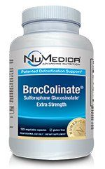 Numedica  BrocColinate 60mg Extra Str Large  120c * Check out the image by visiting the affiliate link Amazon.com on image.