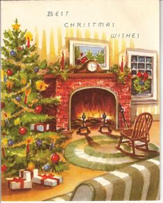 Christmas Fireplace Scene Clipart.151 Best Holiday Christmas Fireplace Images Christmas E