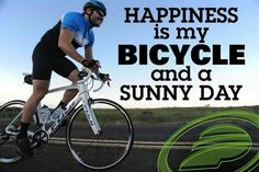Happiness is my bicycle