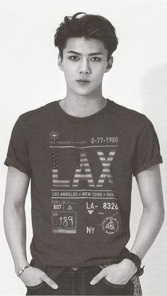 Exo, Sehun, My Boys, Stylists, Korean, Celebrities, Mens Tops, Celebs, Korean Language