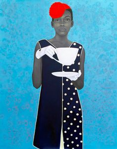 "Amy Sherald's ""Color"