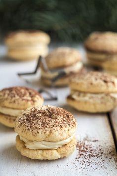 Home - Kifőztük Tiramisu Cookies, Sweet Cookies, Cookie Jars, Macaroons, Bagel, Clean Eating, Low Carb, Sweets, Bread