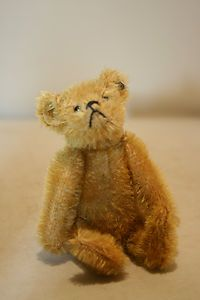1909 German Steiff Bear with FFP Button 5 Inches Tall | eBay