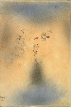 ≪上昇≫1925年 宇都宮美術館蔵「パウル・クレー だれにも ないしょ。」展が栃木&兵庫で開催 - 日本初公開含む約120点の写真5