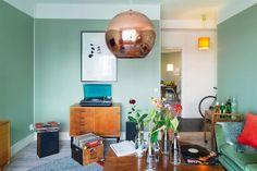 Retro Stockholm apartment