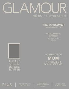 templates of magazine covers - Google Search | THINGS TO MAKE ...
