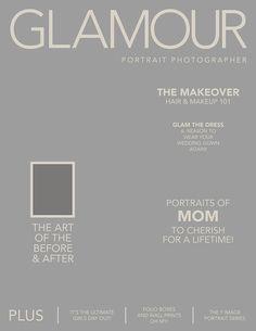 Magazine Cover Template | clothes I want | Pinterest | Magazine ...