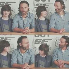 Andrew and Chandler.