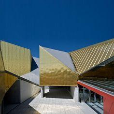 Josep Llinas / Atlantida auditorium in Vic, Spain