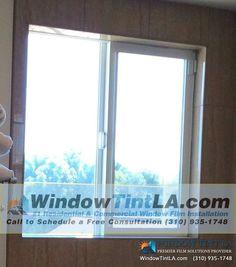 Matt Grey//Silver Frosted Privacy Window Film Sticky Back Glass Adhesive 60/% VLT
