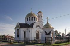 Храм в Кротовке