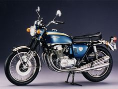 HONDA DREAM CB750 FOUR(1969)
