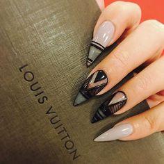 Clients view ❤️ @nicolekimiko_ #nailsbydalena