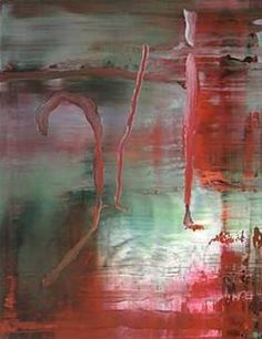 Abstraktes Bild - by Gerhard Richter (1932), German