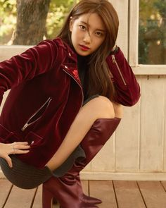 Suzy Miss a Bae Suzy, Miss A Suzy, Foto Pose, Soyeon, Korean Celebrities, Beautiful Asian Women, Korean Model, Korean Actresses, Sensual