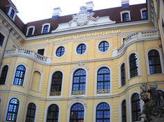 Grandhotel - Drážďany - Německo