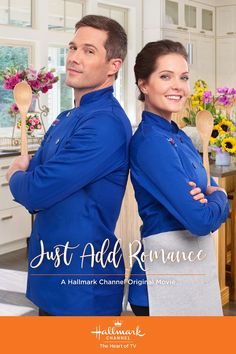 Its a Wonderful Movie - Your Guide to Family and Christmas Movies on TV: Just Add Romance - a Hallmark Channel Original Movie starring Meghann Fahy and Luke Macfarlane Family Christmas Movies, Hallmark Christmas Movies, Hallmark Movies, Family Movies, Holiday Movies, Hallmark Filme, Love Movie, Movie Tv, Die Borgias