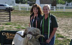 Todd's wife, Jenny, and their friend has been one of the seamstresses for CSU's mascot for over a decade. They were recently featured in a CSU magazine.