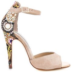 Leale - New Nude Suede by Kristin Cavallari