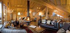 Luxury Ski chalet Chalet Rachael - Luxury Chalets La Tania - The Oxford Ski Company