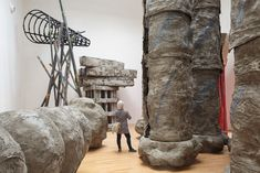 Phyllida Barlow-Folly