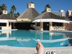 Orlando, Florida, 2008 - Poolside at Buena Vista Palace
