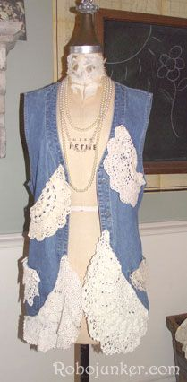 DIY Craft Projects Bags jewelry clothing - Trash to Treasure