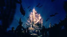 These gorgeous frames from Disney movies are almost too beautiful to be believed!!