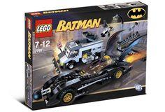 batman lego sets | 7781 the batmobile two face s escape 386 batman two face two face ... hint hint xmas gift..