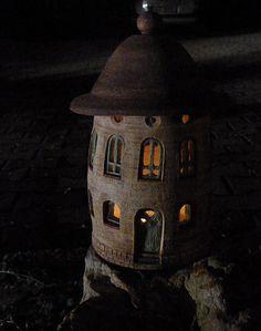 Lucerna Domeček v německém stylu