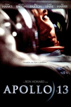 "Apollo 13 Based on ""Lost Moon: The Perilous Voyage of Apollo 13"" by Jim Lovell and Jeffrey Kluger"