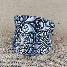Polymérové tvorenie - Mijou / SAShE.sk Cuff Bracelets, Rings For Men, Silver Rings, Jewelry, Men Rings, Jewlery, Jewerly, Schmuck, Jewels