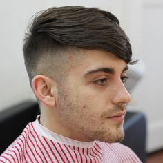 Medium Length Mens Hairstyles Adorable This Image Is An Example Of An All One Length Male Style Cut Mens