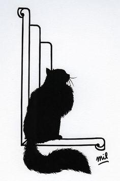 Cat Silhouette