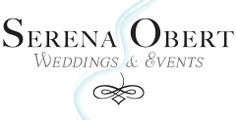 Serena Obert Wedding Planner  Logo by ImaginAction