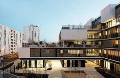 Welfare Centre for Children and Teenagers / Marjan Hessamfar & Joe Vérons
