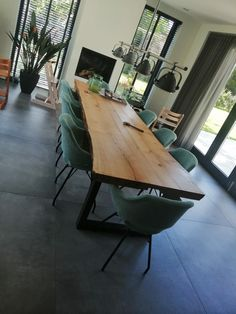 Danzig, Conference Room, Dining Table, Furniture, Design, Home Decor, Decoration Home, Room Decor, Dinner Table